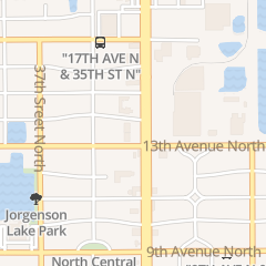 Directions for Pinky Nails and Spa in Saint Petersburg, FL 1300 34th St N