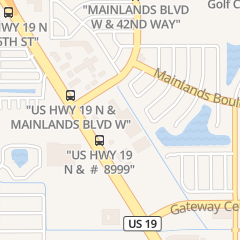 Directions for Nail Port & More in Pinellas Park, FL 9145 Us Highway 19 N