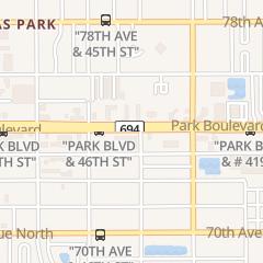 Directions for Eva Nails in Pinellas Park, FL 4438 Park Blvd N