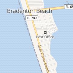 Directions for Bob's Lock Safe & Key in Bradenton Beach, FL