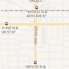 Directions for Av Nails in Saint Petersburg, FL 3612 49Th St N