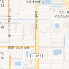 Directions for C A Nails in Pinellas Park, FL 8730 49Th St N