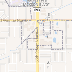 Directions for J & T Nails in Saint Petersburg, FL 5980 66Th St N Ste I