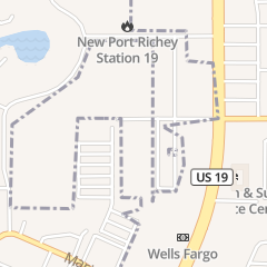 Directions for Community Hospital Healthcare Center of Tarpon Springs in New Port Richey, FL 41262 Us 19 N