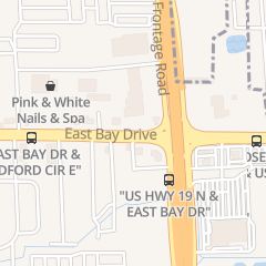 Directions for Sunshine Nails in Clearwater, FL 4445 E Bay Dr Ste 310