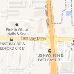 Directions for Studio Nails in Clearwater, FL 5346 E Bay Dr