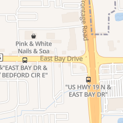 Directions for Lg Nail Spa in Clearwater, FL 5020 E Bay Dr Ste 700