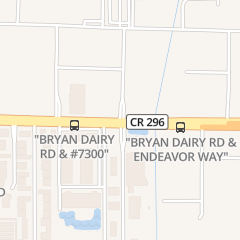 Directions for Ultimate Hair Salon in Seminole, FL 7205 Bryan Dairy Rd