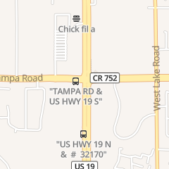 Directions for Barry S Jacobs Dds in Palm Harbor, FL 32850 Us Highway 19 N