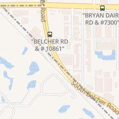 Directions for Americosta Enterprize Inc in Seminole, FL 10520 Belcher Rd S
