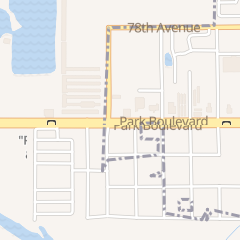 Directions for Nails 4 You in Pinellas Park, FL 7646 Park Blvd N