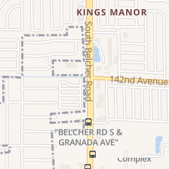 Directions for Pete's NY Barber & Styling Shop in Largo, FL 1608 Belcher Rd S