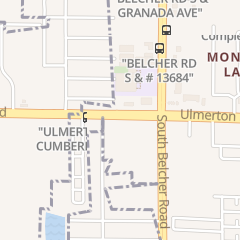 Directions for Spring Spa in Largo, FL 7850 Ulmerton Rd Ste 8A