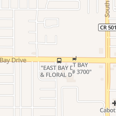 Directions for Pure Nails & Spa in Largo, FL 3370 E Bay Dr
