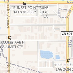Directions for Glaser Amusement Inc in Clearwater, FL 2080 Calumet St