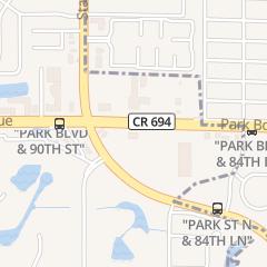 Directions for Cheap Locksmith in Seminole, FL 8750 Park Blvd