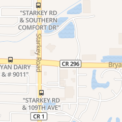 Directions for CLEARWATER CARDIOVASCULAR & INTERVENTIONAL in Seminole, FL 8839 Bryan Dairy Rd Ste 210