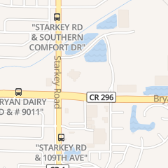 Directions for Raj Shailaja MD in Seminole, FL 8839 Bryan Dairy Rd