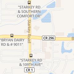 Directions for Kudelko Paul E Ii Do in Seminole, FL 8839 Bryan Dairy Rd