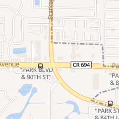 Directions for Commercial Locksmith in Seminole, FL 7405 Starkey Rd