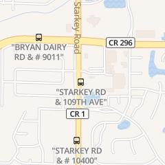 Directions for Bardmoor Botox & Medispa in Seminole, FL 10801 Starkey Rd Ste 9