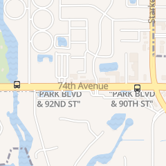 Directions for Bike Pros in Seminole, FL 9195 Park Blvd