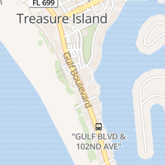 Directions for Golden Nails Spa Inc in Treasure Island, FL 10359 Gulf Blvd