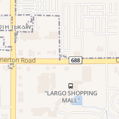 Directions for Julie's Nail Salon & Spa in Largo, FL 10421 Ulmerton Rd