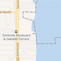 Directions for Raudenbush John in Seminole, FL 8333 Seminole Blvd