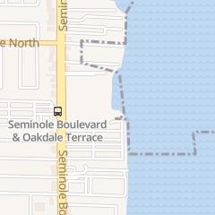 Directions for Cravens E D Ret Usn in Seminole, FL 8333 Seminole Blvd