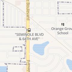 Directions for Christian Science Church in Seminole, FL 6245 Seminole Blvd