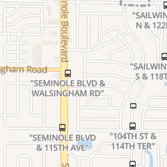 Directions for Stat'e Spa in Largo, FL 10609 117th Dr # N