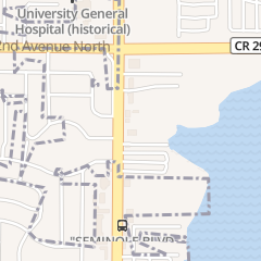 Directions for Tampa Bay Newspapers in Seminole, FL 9911 Seminole Blvd