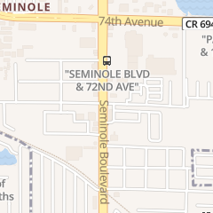 Directions for Hungry Howie's Pizza & Subs in Seminole, FL 6989 Seminole Blvd Ste 6