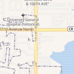 Directions for Kozak Physical Therapy & Assoc Inc in Seminole, FL 10099 Seminole Blvd Ste A5
