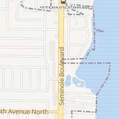 Directions for Rock It Out Music School in Seminole, FL 8998 Seminole Blvd