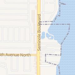 Directions for Sleek and Sassy in Seminole, FL 8860 Seminole Blvd