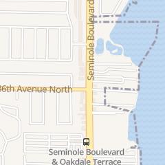 Directions for Colgan Colin A in SEMINOLE, FL 8640 Seminole Blvd