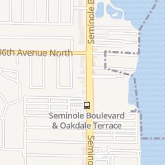 Directions for Capo DE Monte in Seminole, FL 8400 Seminole Blvd