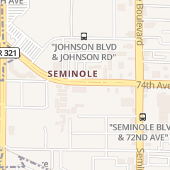 Directions for Raymond James Financial Services in Seminole, FL 10863 Park Blvd Ste G