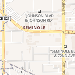 Directions for Reuter Hospitality Inc in Seminole, FL 10992 Park Blvd # N