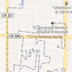 Directions for Beautiful Nails in Seminole, FL 10815 102nd Ave