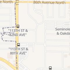 Directions for Ridge Seminole Management in Seminole, FL 8126 112th St