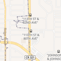 Directions for Kirkland's in Seminole, FL 7957 113th St