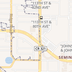 Directions for Capital Appliance Service and Ac CO in Seminole, FL