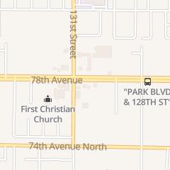 Directions for Joto's Pizza in Seminole, FL 13050 Park Blvd