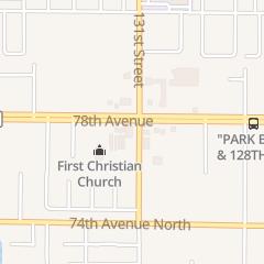Directions for Coastline Title in Seminole, fl 13100 Park Blvd