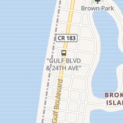 Directions for Chi Nails in Indian Rocks Beach, FL 2300 Gulf Blvd Ste 3