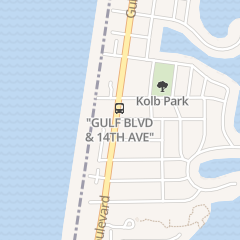 Directions for CRYSTALS NAILS & SPA in INDIAN ROCKS BEACH, FL 1401 Gulf Blvd Ste 4