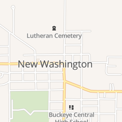 Directions for New Washington Library in New Washington, OH 106 W Mansfield St